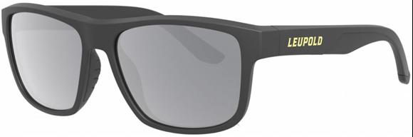 Picture of Leupold Optics, Performance Eyewear, Sunglasses - Model Katmai, Matte Black, Emerald Mirror Polarized Lenses