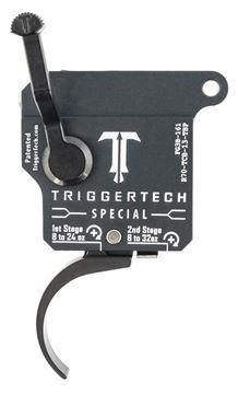 Picture of Trigger Tech, Remington 700 Trigger - Two-Stage Frictionless Trigger, Pro Curved, 1st stage: 8 to 24 oz , 2nd stage: 8 to 32 oz, Right Handed, w/ Removable Bolt Release