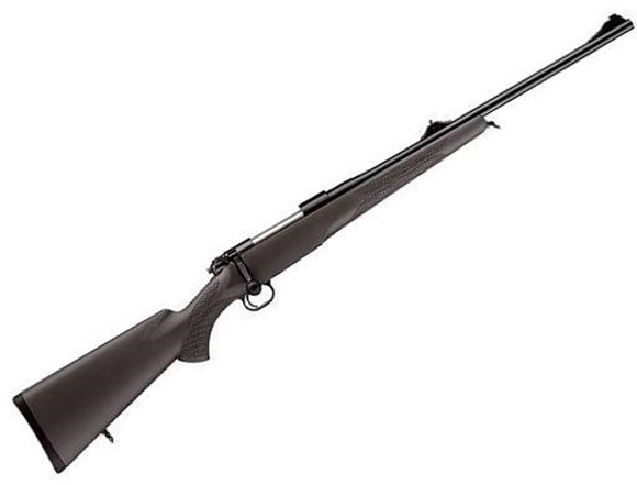 "Picture of Mauser M 12 Extreme Bolt Action Rifle - 30-06 Sprg, 22"", Blued, Soft Touch Coating Synthetic Stock, 5rds, Detachable Zigzag Magazine, Open Sights"