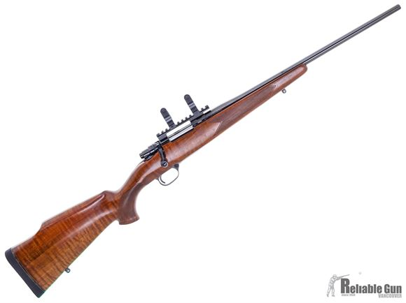 Picture of Used Zastava M85 Bolt-Action 7.62x39mm, Walnut Stock, EGW Base,1'' Rings, Very Good Condition