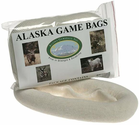 "Picture of Alaska Game Bags - Quarter Bag, 48"", Single Bag, Pre-Rolled"