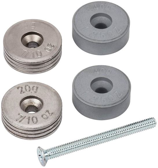 Picture of Beretta Shotgun Parts - Set Balance for B-Fast Stock, Weights Kit