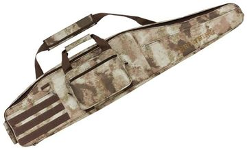 "Picture of Browning Rifle Case - Flex, Range Day Rifle Case, AU Camo, 52"", Heavy Duty Zippers, Shoulder Strap, 3 Front Pockets, Molle Attach Points, External Velcro Strips, Internal Rifle Straps"