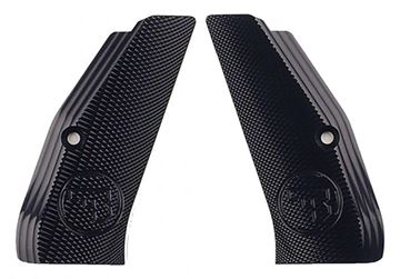 Picture of CZ Pistol Accessories, Grips - CZ 75 Long, Checkered, Black