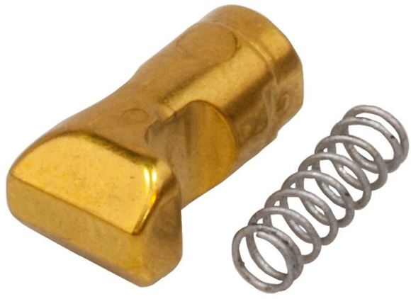 Picture of Glock Store, Glock Parts - Titanium Coated Safety Plunger, Gen5, Gold