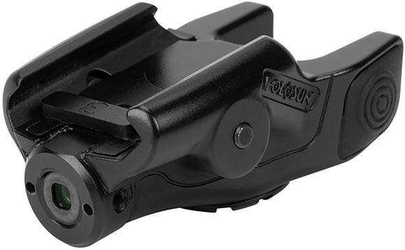 Picture of Holosun Laser Sights, Accessories - Micro Laser Sight, Red, QD Mount MIL-STD1913 Picatinny Rail, Waterproof: IPX8, Polymer Housing, 1.34oz