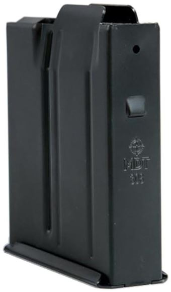 Picture of Modular Driven Technologies (MDT) Magazines - MDT Metal Magazines, 308 Win, 10rds, Black, No Binder, SA