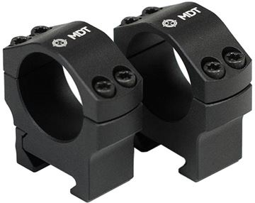 "Picture of Modular Driven Technologies (MDT) - Premier Precision Scope Ring Set, 1"", Medium, (1.00"")"