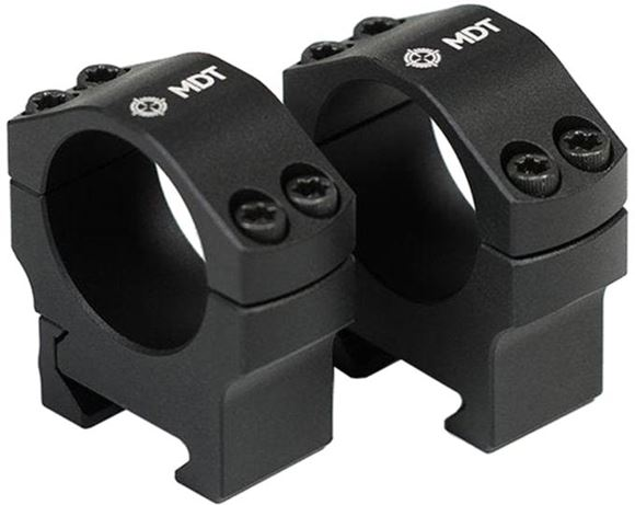 """Picture of Modular Driven Technologies (MDT) - Premier Precision Scope Ring Set, 30mm, Low, (0.820"""")"""