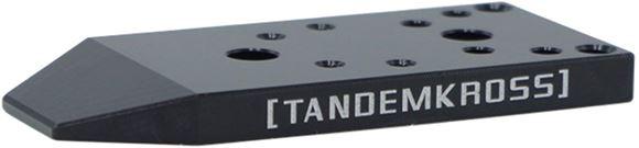 "Picture of Tandem Kross - ""Shadow"" Mount V2.0 for Ruger� PC Carbine� Trijicon RMR, Burris, Leupold, CMore, Vortex, Crimson Trace, Color: Black"