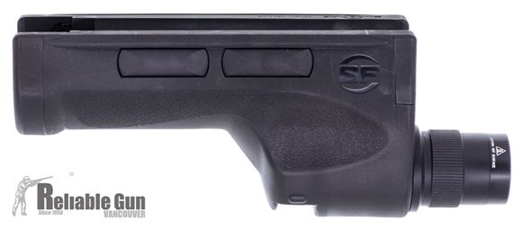 Picture of Used Surefire DSF 870 Forend Light - L.E.D 200 - 600 Lumen, Requires x2 CR123A Batteries, Black, Excellent Condition