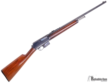 Picture of Used Winchester Model 1905 Semi-Auto 35 Cal, 22'' Barrel w/Sights, 1906 Year of Production, One Mag, Excellent Condition