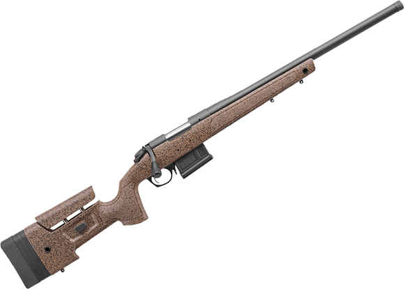 "Picture of Bergara B-14 HMR Bolt Action Rifle - 22-250, 24"", 5/8""x24 Threaded, Molded Mini Chassis w/ Adjustable Comb, 5rds"