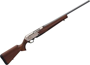 """Picture of Browning BAR MK3 Oil Finish Semi-Auto Rifle, 270 Win, 22"""", Sporter Contour, Hammer Forged, Polished Blued, Matte Nickel Aluminum Alloy Receiver, Oil Finish Grade II Turkish Walnut Stock, 4rds"""