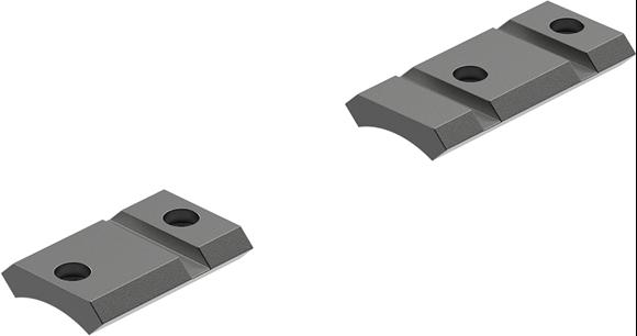 Picture of Leupold Optics, Bases - QRW, Savage Round RCVR, 8-40, 2 pc., Matte Black