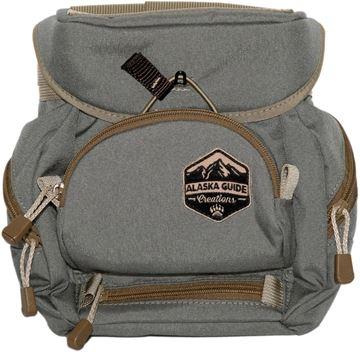 Picture of Alaska Guide Creations Binocular Harness Packs - Alaska Classic MAX Bino Pack, Foliage, Fits Up To 12x50 Binoculars, & Large Rangefinders