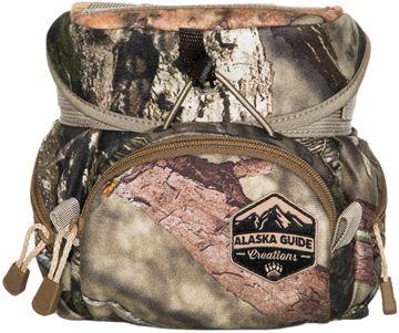 Picture of Alaska Guide Creations Binocular Harness Packs - Kodiak Cub Bino Pack, Mossy Oak Break Up Camo, Fits Up To 10x42 Binoculars, & Medium Sized Rangefinders