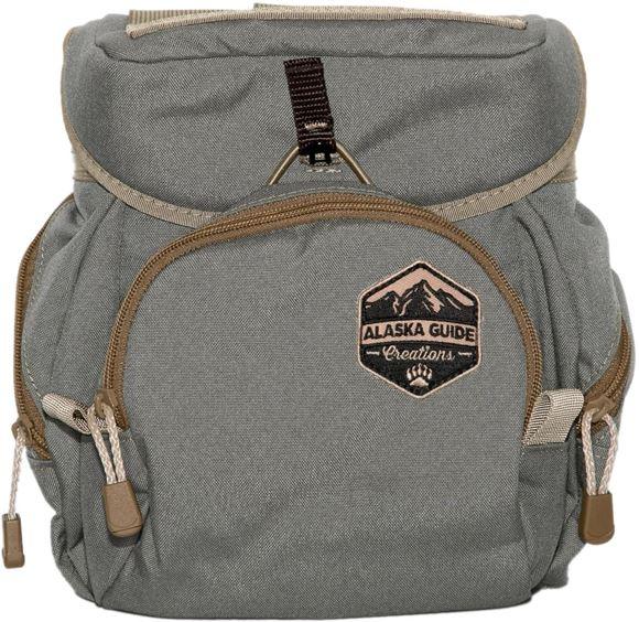 Picture of Alaska Guide Creations Binocular Harness Packs - Denali Bino Pack, Foliage, Fits Up To 15x56 Binoculars, & Extra Large Rangefinders