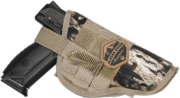 "Picture of Alaska Guide Creations - Pistol Holster - Mossy Oak Break Up, 3"" x 4-1/4"" x 2-1/2"""
