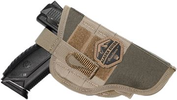 "Picture of Alaska Guide Creations - Pistol Holster - Ranger Green, 3"" x 4-1/4"" x 2-1/2"""