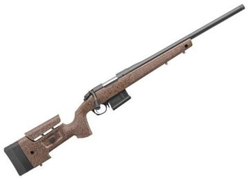"Picture of Bergara B-14 HMR Bolt Action Rifle - 6.5 PRC, 24"", 1:8"", 5/8""x24 Threaded, Molded Mini Chassis w/ Adjustable Comb, 5rds"