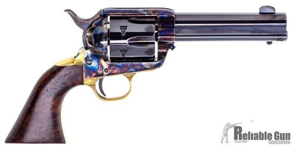 """Picture of Used Pietta 1873 Single-Action 357 Mag, 4.75"""" Barrel, Blued, Case hardened Frame, Good Condition"""