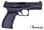 Picture of Used Tara TM9 Semi-Auto Pistol - 9mm, Black, Polymer w/ Steel Slide, 1 Magazine, Original Box, Excellent Condition