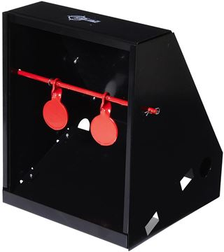 Picture of Allen Shooting Accessories, Targets/Throwers - EZ Aim, Air Gun & Pellet Trap, 2 Spinning Discs, Up to 1000fps