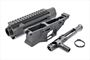 Picture of Maple Ridge Armory MRA Renegade Receiver Set-  Upper and Lower Receiver Set, BCG Included, Hard Coat Black Anodized, Ambidextrous Charging Handle, Barrel Gas Port Blocker, Lower Parts Kit Included
