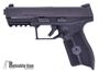 "Picture of Used IWI Masada 9 SA Striker Fire Semi-Auto Pistol - 9mm, 4.25"" Barrel, Black Polymer, Steel Slide, Fixed 3-Dot Sight, 2x10rds, Original Box, Excellent Condition"