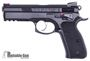 Picture of Used CZ 75 SP-01 Shadow Semi-Auto 9mm, With 4 Mags, Very Good Condition