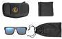 Picture of Leupold Optics, Performance Eyewear, Sunglasses - Becnara Model, Tortoise Frame, Blue Mirror Polarized Lenses