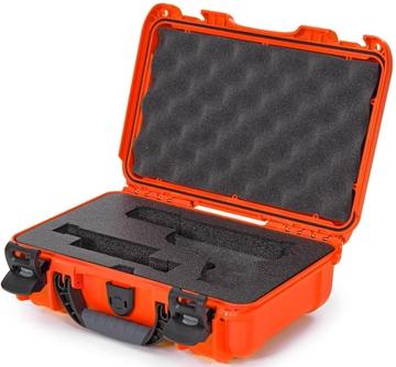 Picture of Nanuk Cases 909-GLOCK3 909 Case for Glock Pistols - Orange