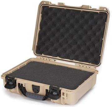 Picture of Nanuk Cases 910-1000 910 Case w/foam - Tan